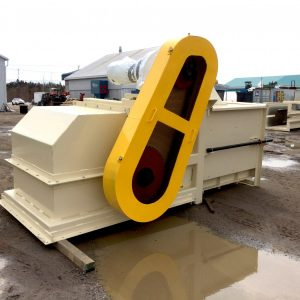 DRIVE SECTION RAKE CONVEYOR HEAD